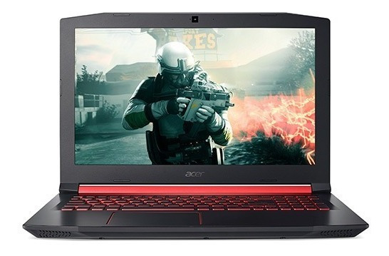 Notebook Gamer Aspire Nitro An515 51 77fh I7 8gb Gtx 1050 4g