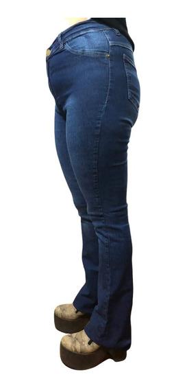 Jean Oxford Mujer Elastizado Talles Especiales Grandes