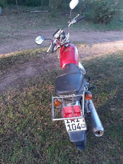 Honda Año 1981