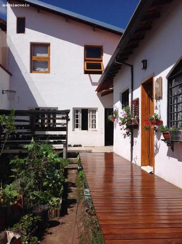 Imagem 1 de 15 de Casa Para Venda Em Mogi Das Cruzes, Vila Suíssa, 3 Dormitórios, 2 Banheiros, 3 Vagas - 3020_2-1161545