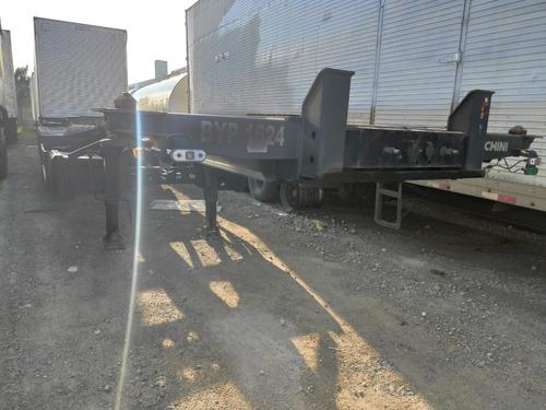 Imagem 1 de 7 de Carreta Porta Container 40 Pés Facchini 2020