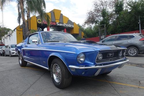 Imagen 1 de 13 de Ford Mustang Fastback Coupe 1968