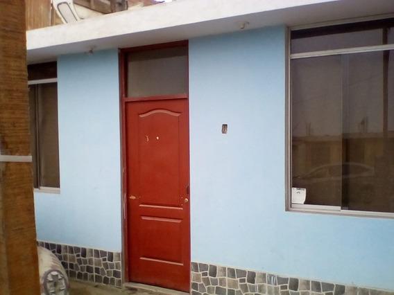 Vendo Casa En Ancon, $ 33,000 A Tres Cuadras De La Comisaria