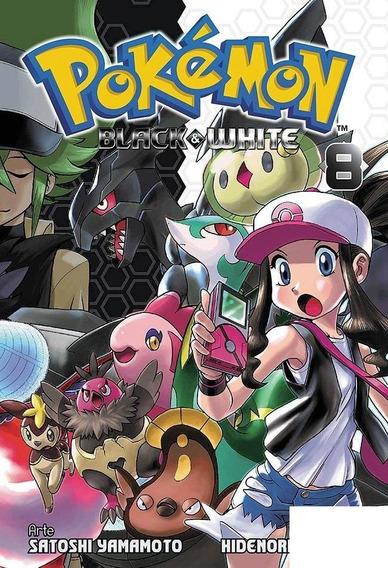 Pokémon: Black & White N° 8