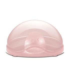 Caixa Protetora Para Chupeta Rosa - Nuk