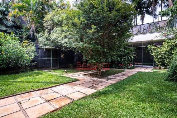 Casa Para Alugar, 764 M² Por R$ 70.000,00/mês - Jardim Europa - São Paulo/sp - Ca0292