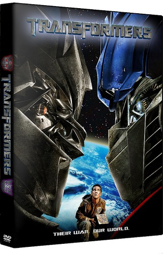 Transformers The Game - Pc Dvd - Mídia Física Frete 8 Reais
