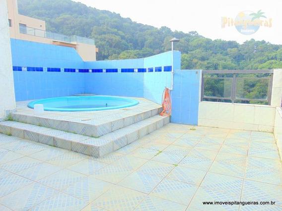 Cobertura Residencial À Venda, Pitangueiras, Guarujá - Co0202. - Co0202
