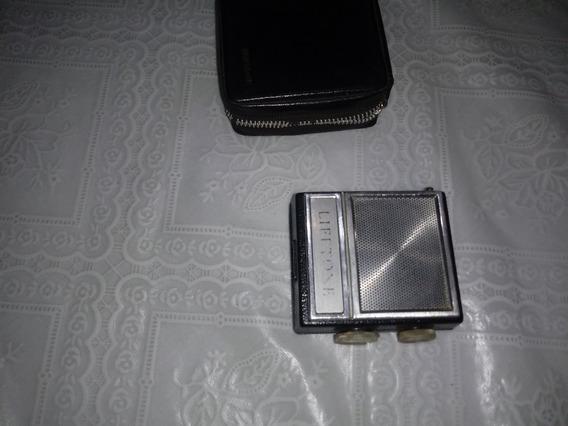Vendo 1 Radinho Miniatura Da Marca Orion Nao Fuciona