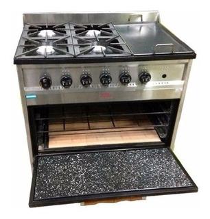 Cocina Industrial Tecnocalor Al15e Service Oficial Reparamos