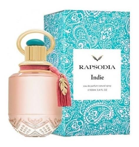 Imagen 1 de 2 de Perfume Mujer Rapsodia Indie Edp 100ml