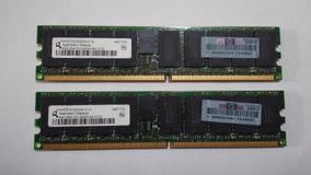 Memórias Servidor 4gb Pc2 4200r Ecc Reg Ddr2 533 Server