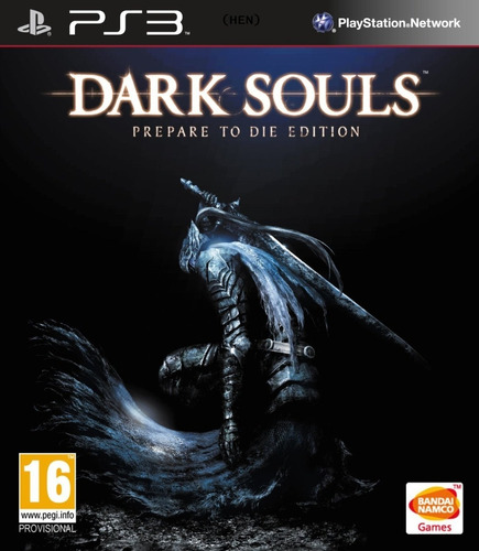 Dark Souls Prepare To Die Edition Ps3 Digital Español Mercado Libre