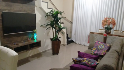 Casa Duplex Com 3 Quartos Para Comprar No Cândida Ferreira Em Contagem/mg - 46368
