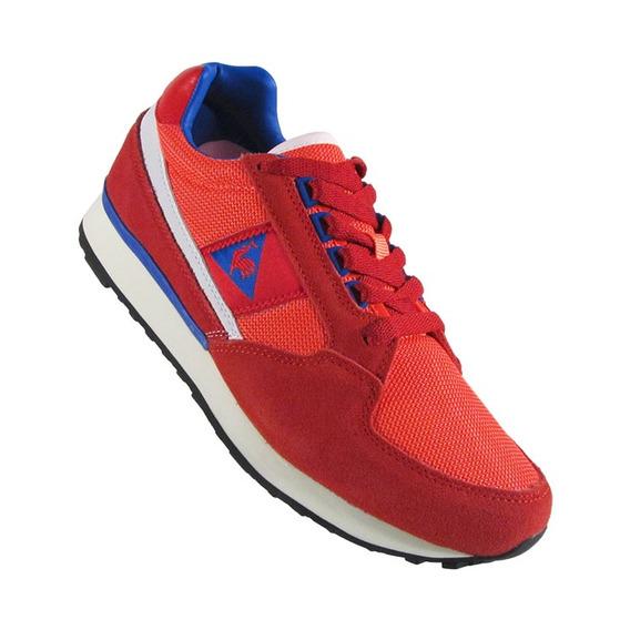 Zapatillas Le Coq Sportif Eclat 89 M Bicolor Fluo/red