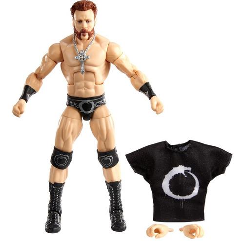 Imagen 1 de 1 de Elite Collection Wwe Series 84  Sheamus  Mattel