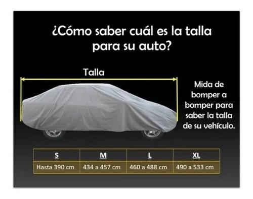 Forro Pijama Para Carros Cubre Autos Capa De Algodón Talla L