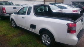 Chevrolet Montana 2017 La Mejor Financiacion. Bonificada!!