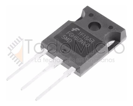 Fgh 60n60 Fgh-60n60 Fgh60n60 Transistor Igbt N 600v 120a