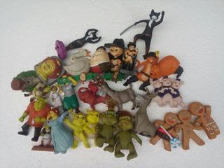 Figuras De Shrek De Mcdonald