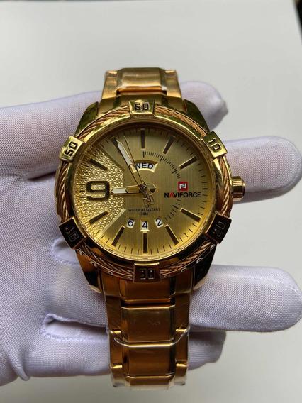 Relógio Naviforce Original A Prova D