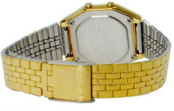 Relógio Casio Feminino Vintage La680wga-1bdf