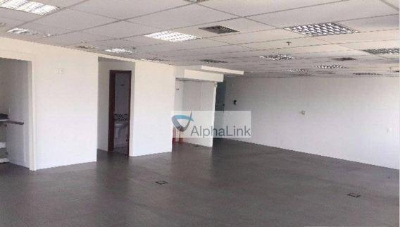 Sala Comercial 106 M² Centro Alphaville - Sa0318