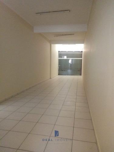 Salão Para Locação 64m² Vila Santana Sorocaba Sp - 07078-2