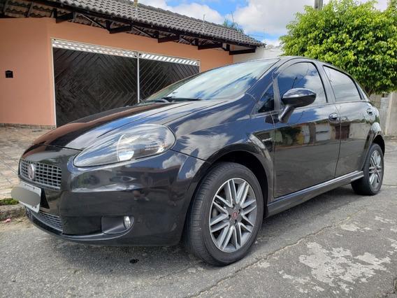 Fiat Punto 1.8 16v Sporting Flex Dualogic 5p 2012