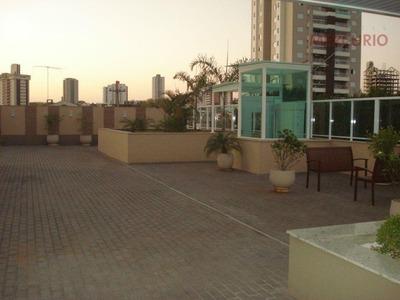 Apartamento Residencial À Venda, Vila Aviação, Bauru. - Ap0812