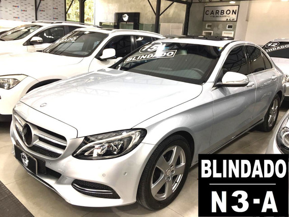 Mercedes-benz C 200 2.0 Cgi Avantgarde 16v Gasolina 4p