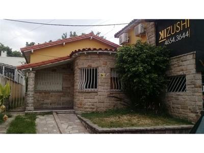 Ramos Mejia Centro Chalet 4 Ambientes Uso Comercial