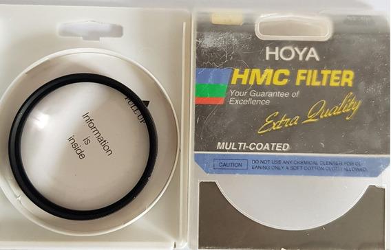 Combo Filtros Hoya Para Macro +4 E +2 62mm