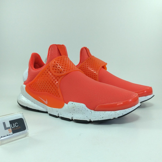 Tênis Nike Sock Dart Premium Max Orange