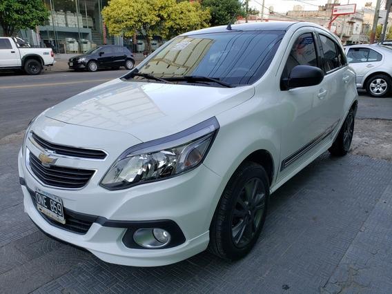 Chevrolet Agile 1.4 Effect 2015