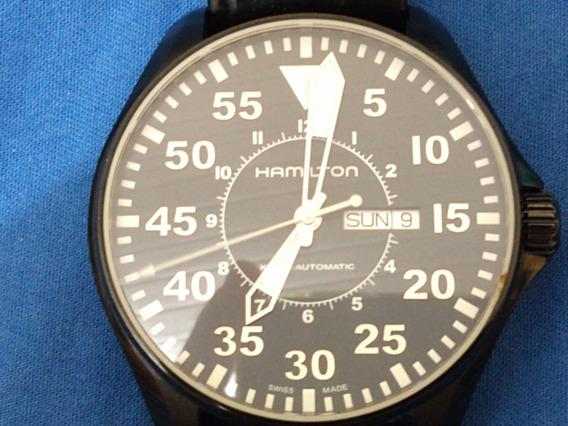 Relógio Hamilton Khaki King Automático