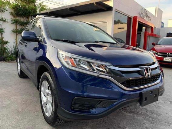Honda Cr-v 2.4 Lx Mt 2015