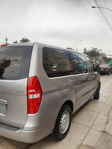 Mini Van Hyundai Modelo H1 Full