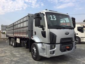 Ford Cargo 2429 12/13 Graneleiro 35mil Km