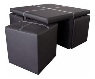 Mesa Con Taburetes Lounge Muebles Salas Envio Gratis