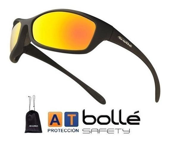 Lente Bolle Safety Spider Flame 100% Original + Envio Gratis