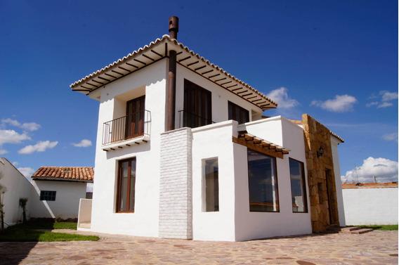 Venta De Casa Villa De Leyva (boyaca)
