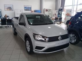 Volkswagen Saveiro Cabina Simple Tasa 0% Entrega Inmediata
