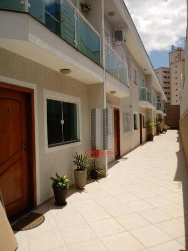Sobrado Com 3 Dormitórios À Venda, 80 M² Por R$ 700.000,00 - Mooca - São Paulo/sp - So1444
