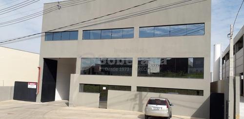 Imagem 1 de 21 de Galpão Para Aluguel Em Centro Empresarial De Indaiatuba - Ga012944