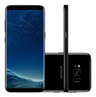 Smartphone Samsung Galaxy S8 G950 Preto [vitrine]