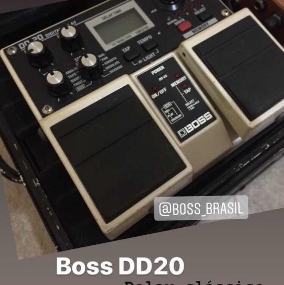 Boss Dd 20 Delay