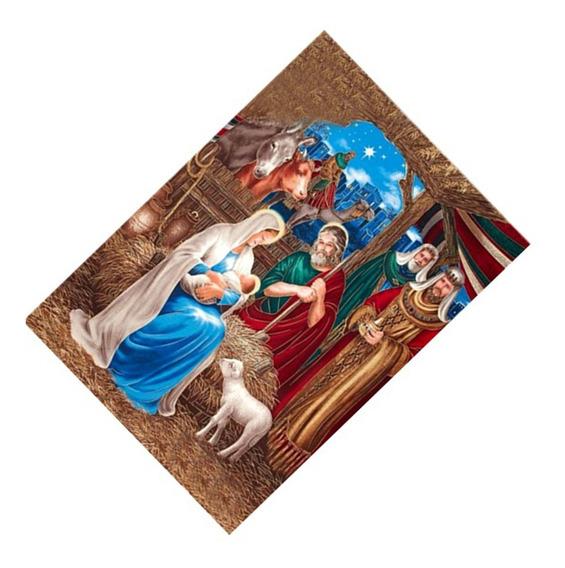 5d Diamante Pintura Religião Nossa Senhora Mão Bordado Kits