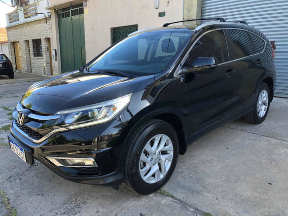 Honda Cr-v 2.4 Lx 2wd 185cv At 2016