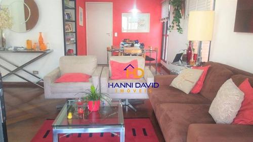 Apartamento 3 Suítes Próximo Ao Parque Ibirapuera.  Vila Mariana - Sp - Ap3675